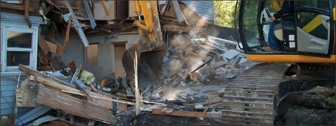 Demolition Services Oshkosh WI