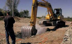 Excavating Services WI