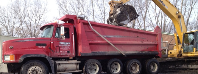 Demolition Services Winneconne WI